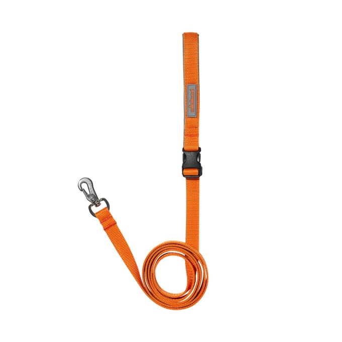 뮤니쿤트(MUNIKUND), Change-Up Leash Orange 소ㆍ중형견용 1.8M